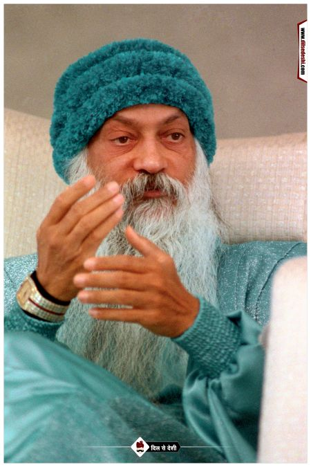 Osho Wall Poster 3