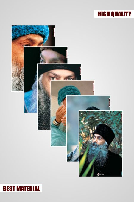 Osho Wall Poster