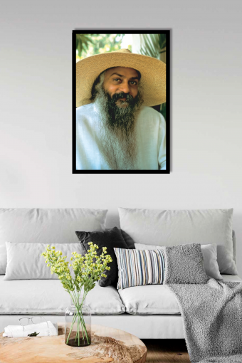Osho World (Rajneesh) Wall Frame (1)