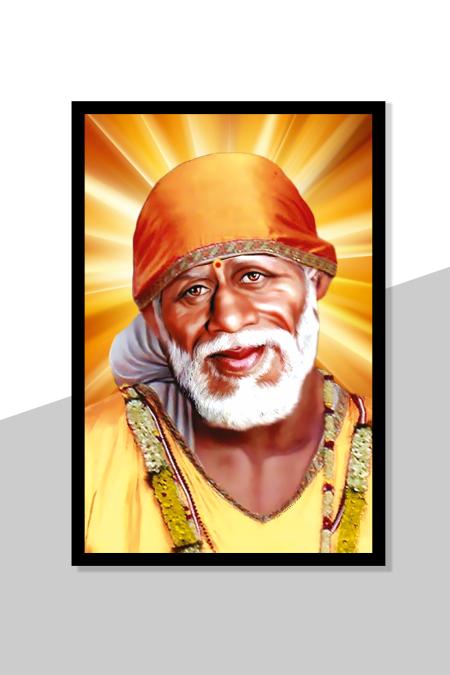 Shirdi Sai Baba Frame (1)